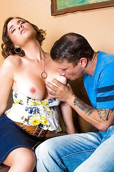 Krissy Lynn Banged By Her Neighbor's Hubby