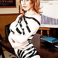 Hot Redhead With Big Tits Taped Up and Fucked - image control.gallery.php
