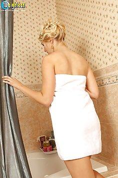 Dirty Girl Naughty Shower