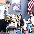Slutty Schoolgirl Kimberly Kendall Gets Boned - image control.gallery.php