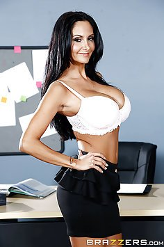 Ava Addams Gives Great Detention