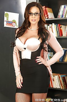 Kendra Lust the Naughty Librarian