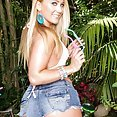 AJ Applegate Jean Shorts - image control.gallery.php