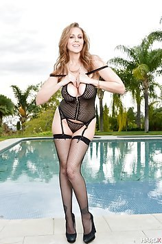 Busty and Sexy Julia Ann