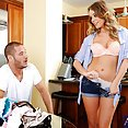 Lingerie Model Takes His Cock Deep - image control.gallery.php