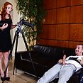 Red Hot Redhead Gets Banged - image control.gallery.php