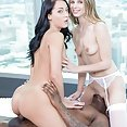 Two Girlfriends Share a Huge Black Cock - image control.gallery.php