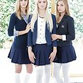 Three Schoolgirls fucked by Big Black Cocks Side By Side - image control.gallery.php