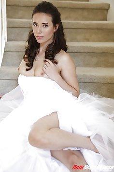 Casey Calvert Her Kinky Wedding Day