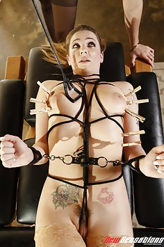 Dahlia Sky and Chanel Preston She's In Charge