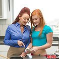 Redhead Teen Gets Sex Lessons from Step Mom - image control.gallery.php