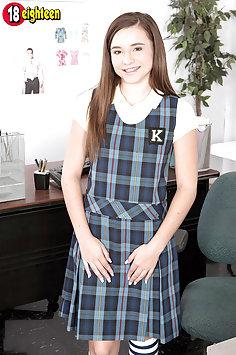 Slut Uniform Schoolgirl